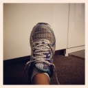My lovely running shoes!